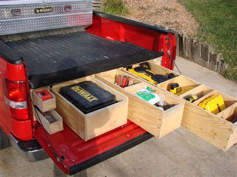 Diy-Truck-Storage-Box