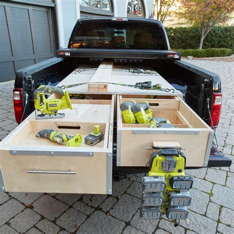 Diy-Truck-Tool-Box-Organizer