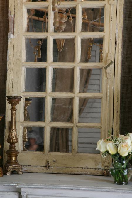 Diy-Turning-An-Old-Wooden-Window-Into-A-Mirror