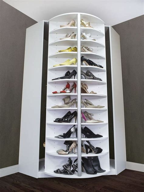 Diy-Turning-Shoe-Rack