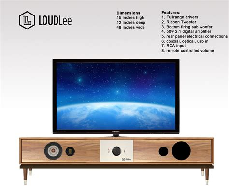 Diy-Tv-Stand-With-Built-In-Speakers
