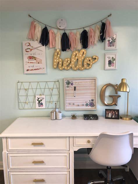 Diy-Tween-Desk