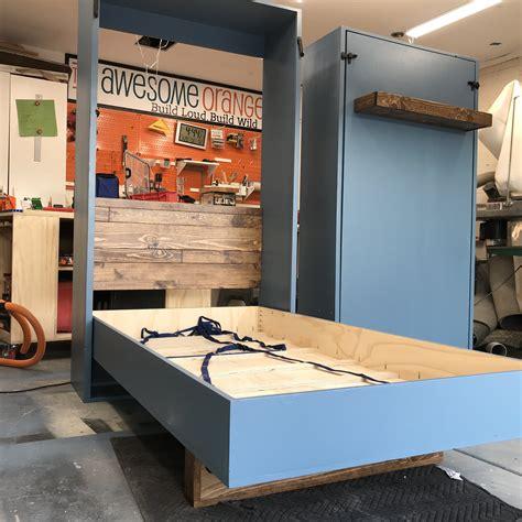 Diy-Twin-Murphy-Bed