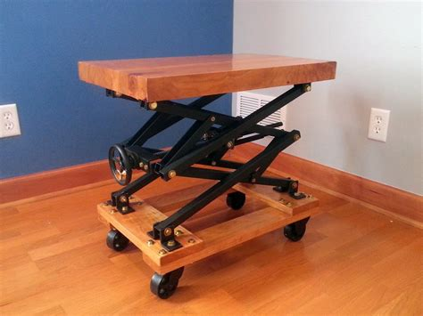 Diy-Two-Jack-Table-Lift