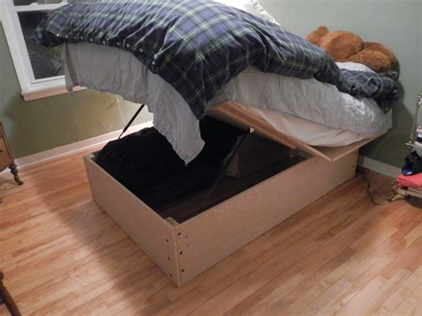 Diy-Under-Bed-Storage-Bed-Frame