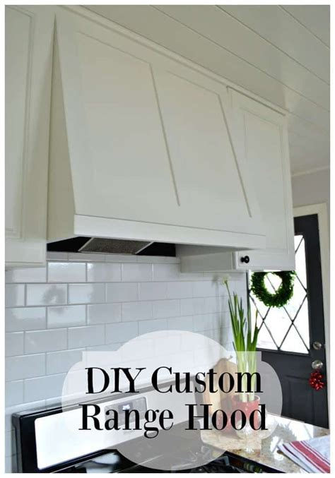 Diy-Under-Cabinet-Black-Range-Hood-Ideas
