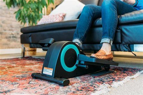 Diy-Under-Desk-Elliptical-Exerciser