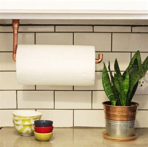 Diy-Undermount-Cabinet-Cloth-Hand-Towel-Holder