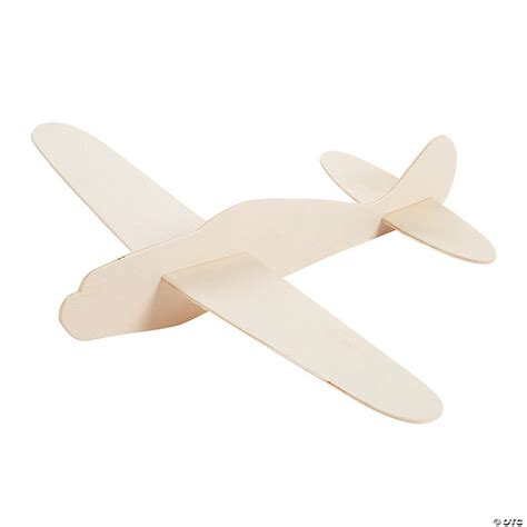 Diy-Unfinished-Wood-Airplane-Kits