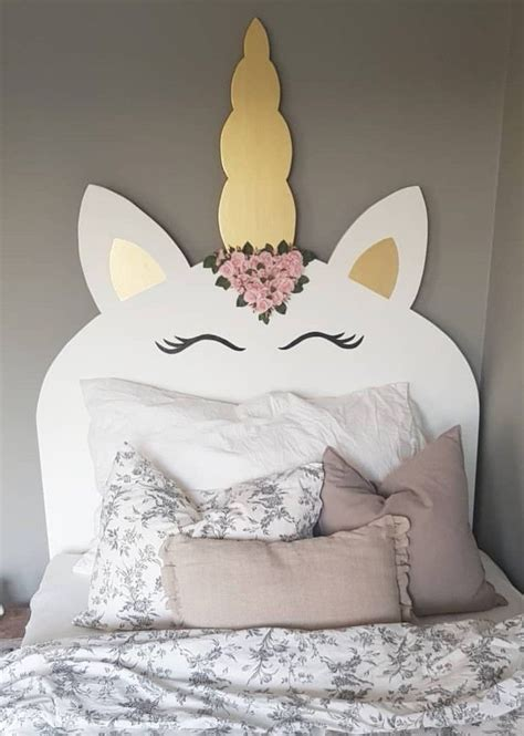 Diy-Unicorn-Headboard