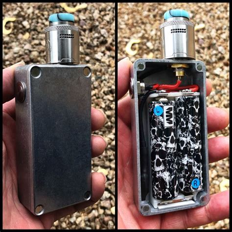 Diy-Unregulated-Box-Mod