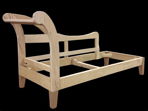 Diy-Upholstered-Wood-Frame-Chaise-Lounge