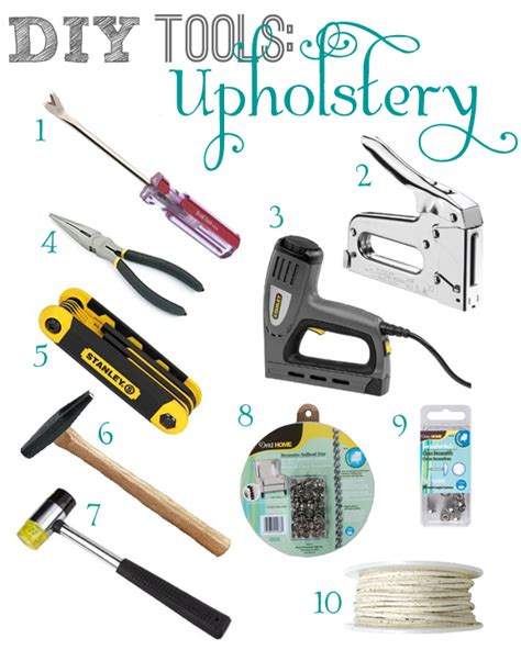 Diy-Upholstery-Tools
