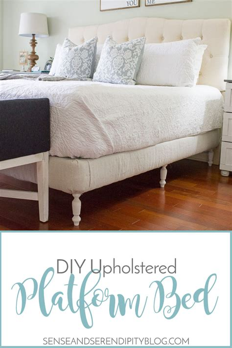Diy-Uphosletered-Platform-Bed
