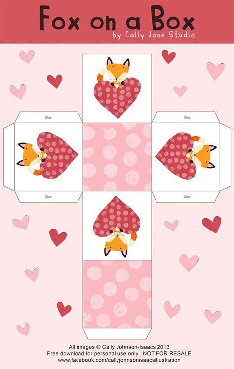 Diy-Valentine-Box-Printable