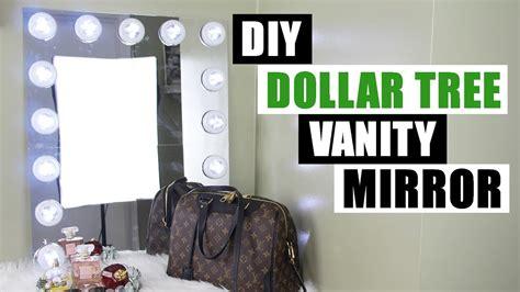 Diy-Vanity-Mirror-Dollar-Tree