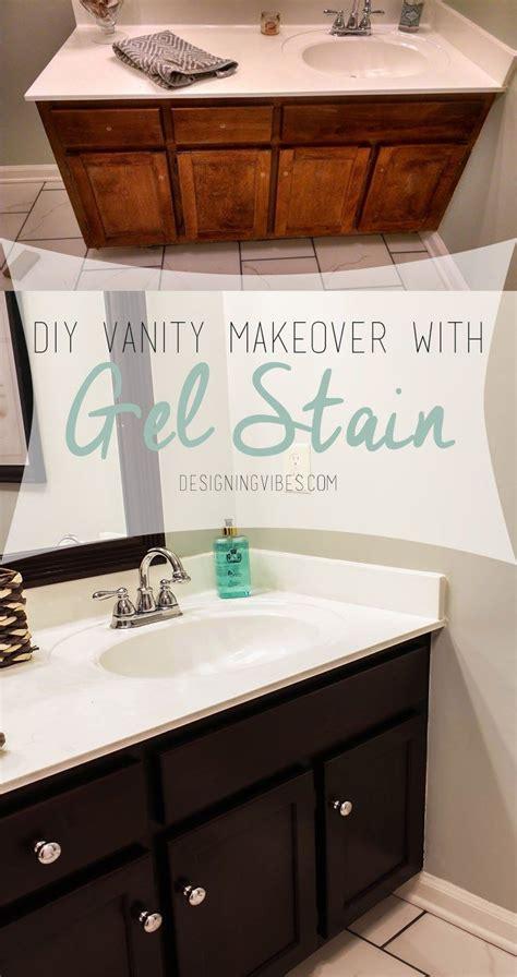 Diy-Vanity-Stain