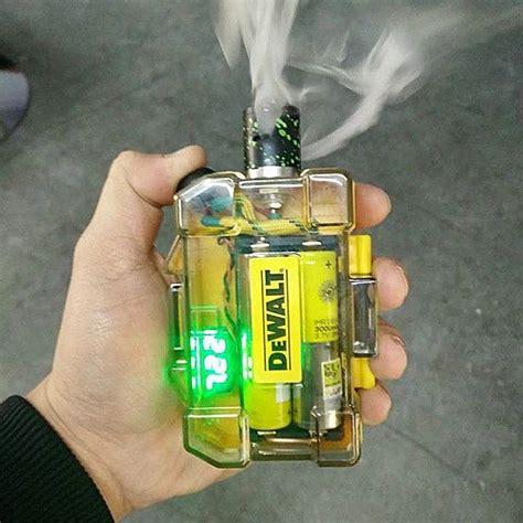 Diy-Vapor-Box-Mods