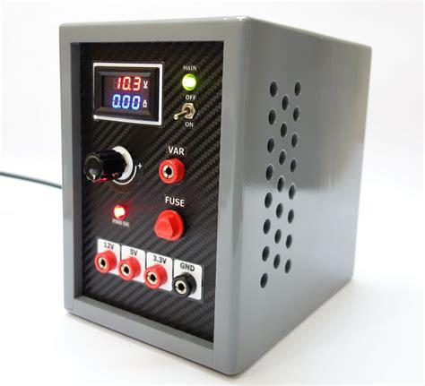 Diy-Variable-Bench-Power-Supply-Atx