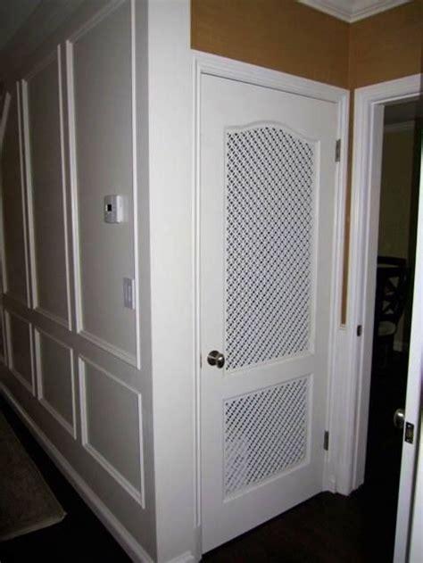 Diy-Ventilated-Door-Design