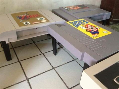 Diy-Video-Game-Coffee-Table