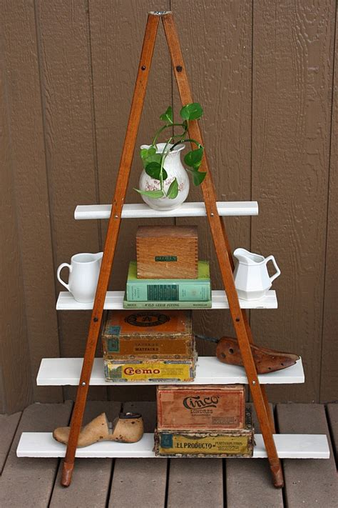 Diy-Vintage-Shelves
