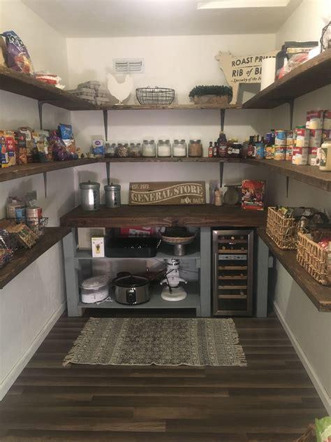 Diy-Walk-In-Pantry-Shelves