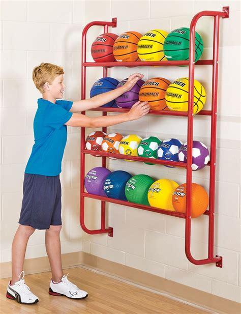 Diy-Wall-Ball-Rack