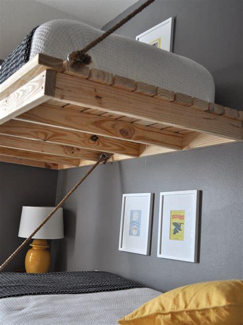 Diy-Wall-Bed-Frame