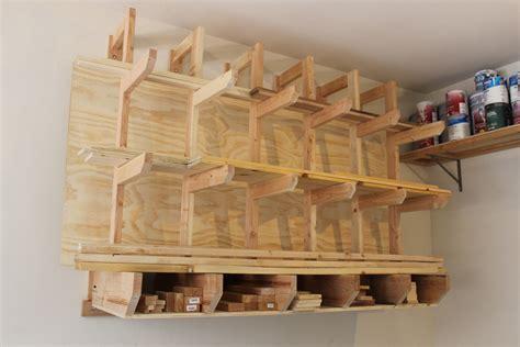 Diy-Wall-Lumber-Rack