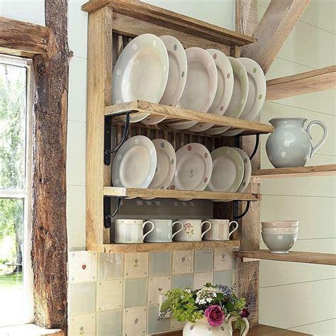 Diy-Wall-Mounted-Dish-Rack