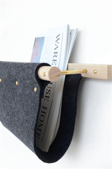 Diy-Wall-Mounted-Magazine-Rack