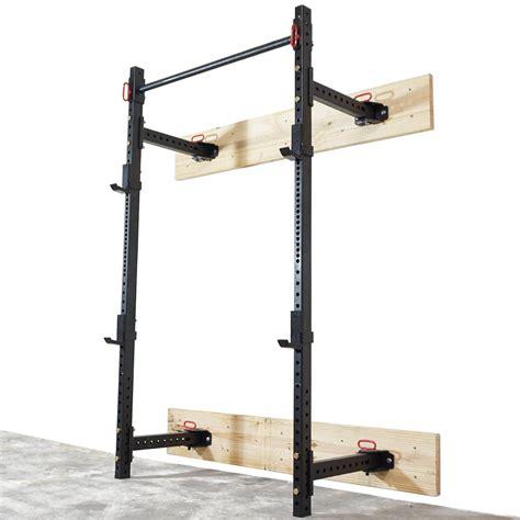 Diy-Wall-Mounted-Power-Rack