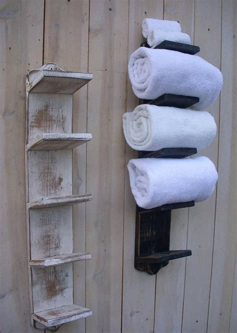 Diy-Wall-Mounted-Towel-Rack