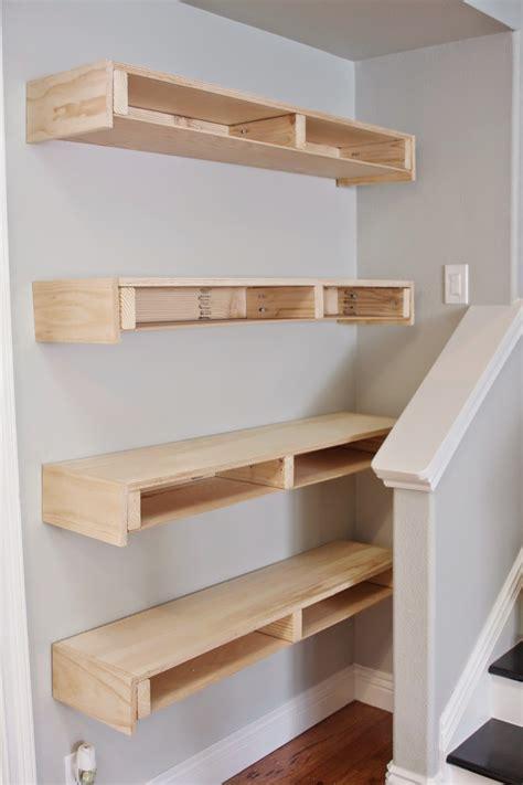 Diy-Wall-Shelf-Plans