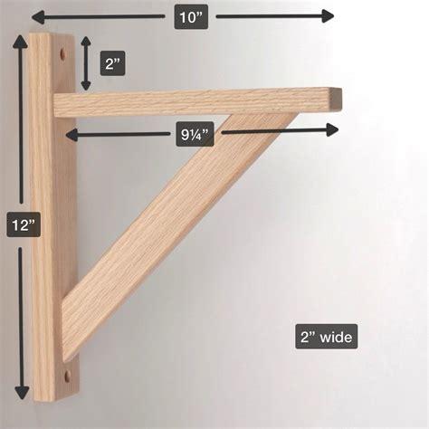 Diy-Wall-Shelf-Supports