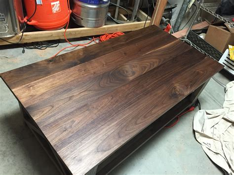 Diy-Walnut-Table