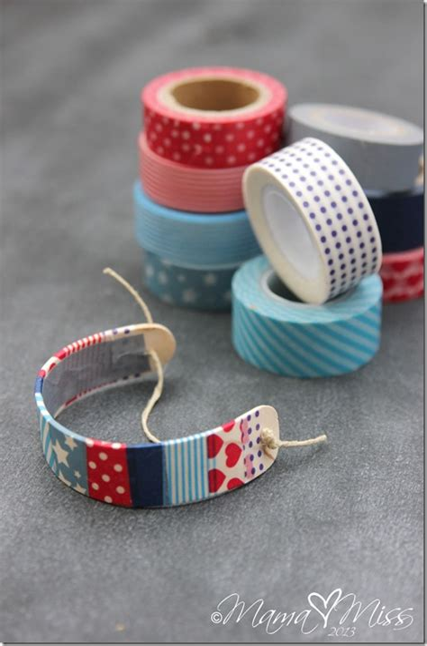 Diy-Washi-Tape-Wooden-Bracelet