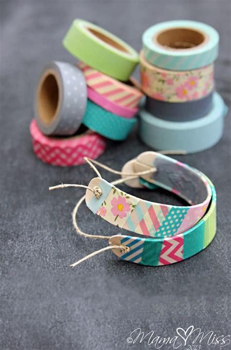 Diy-Washi-Tape-Wooden-Bracelets