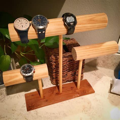 Diy-Watch-Display-Rack