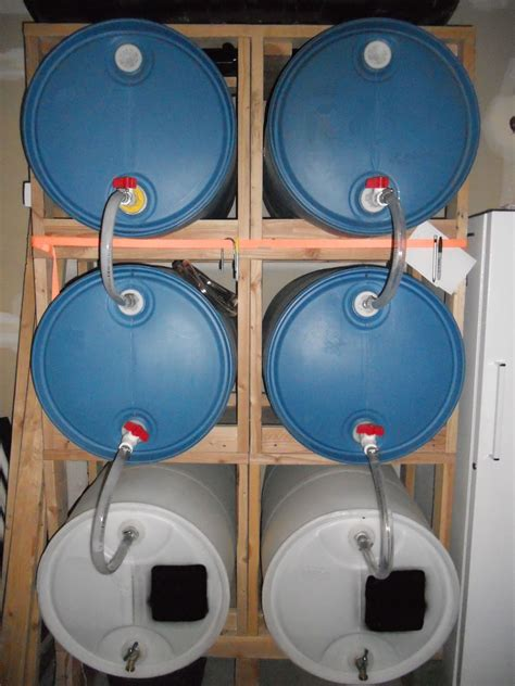 Diy-Water-Storage-Rack