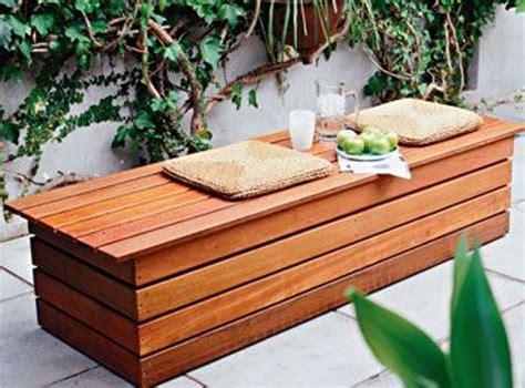 Diy-Waterproof-Outdoor-Storage-Bench