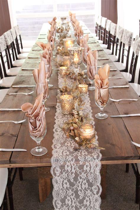 Diy-Wedding-Reception-Table-Runners