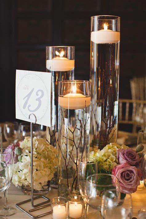 Diy-Wedding-Table-Candles
