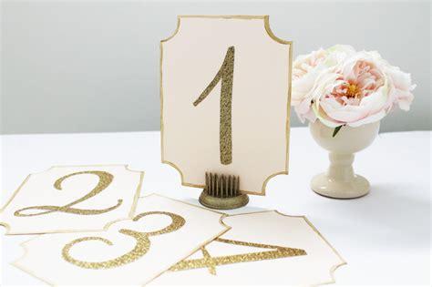 Diy-Wedding-Table-Number-Cards