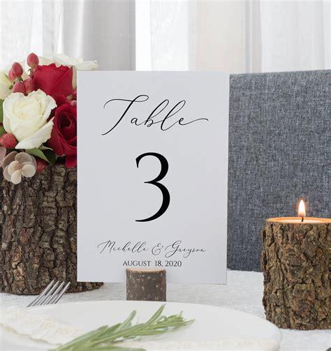 Diy-Wedding-Table-Numbers-Template
