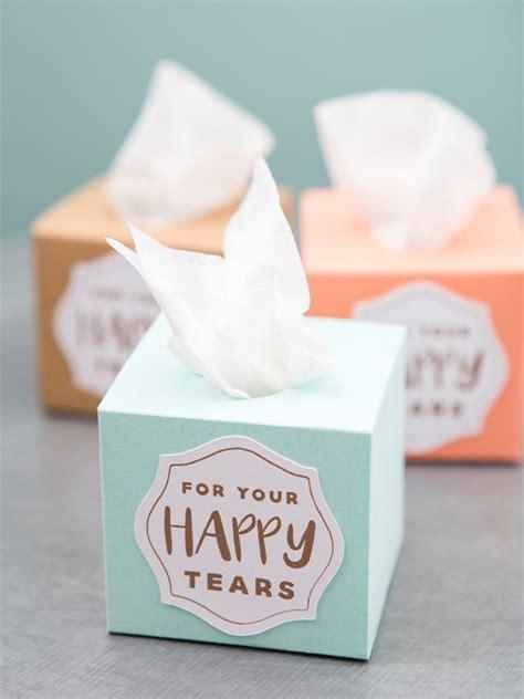 Diy-Wedding-Tissue-Box
