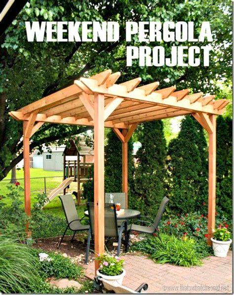 Diy-Weekend-Pergola-Plans