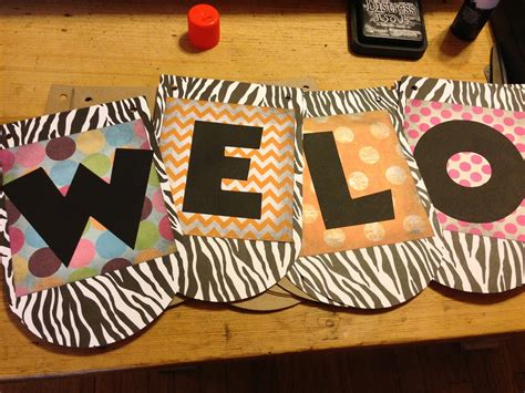 Diy-Welcome-Banner
