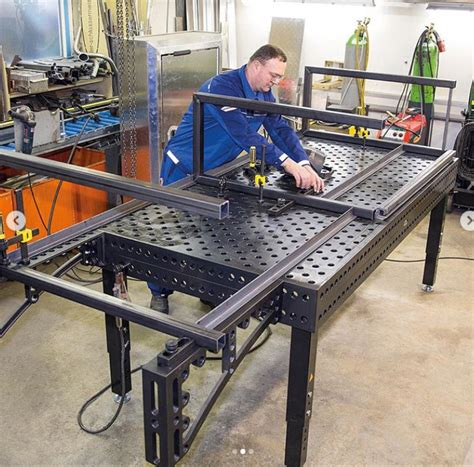 Diy-Welding-Fixture-Table
